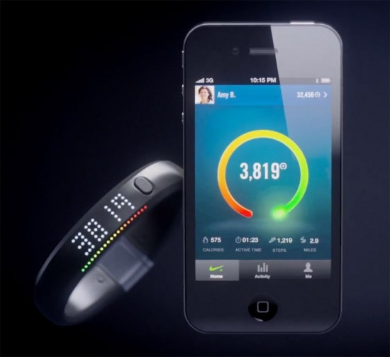 Nike+ FuelBand   Got one today. More data ..... Luv luv luv