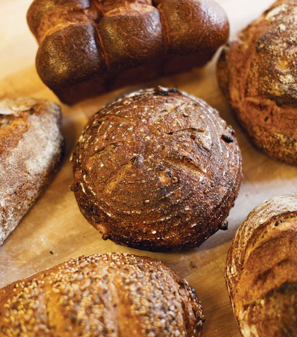 A King Artisan Bakers- Central Street