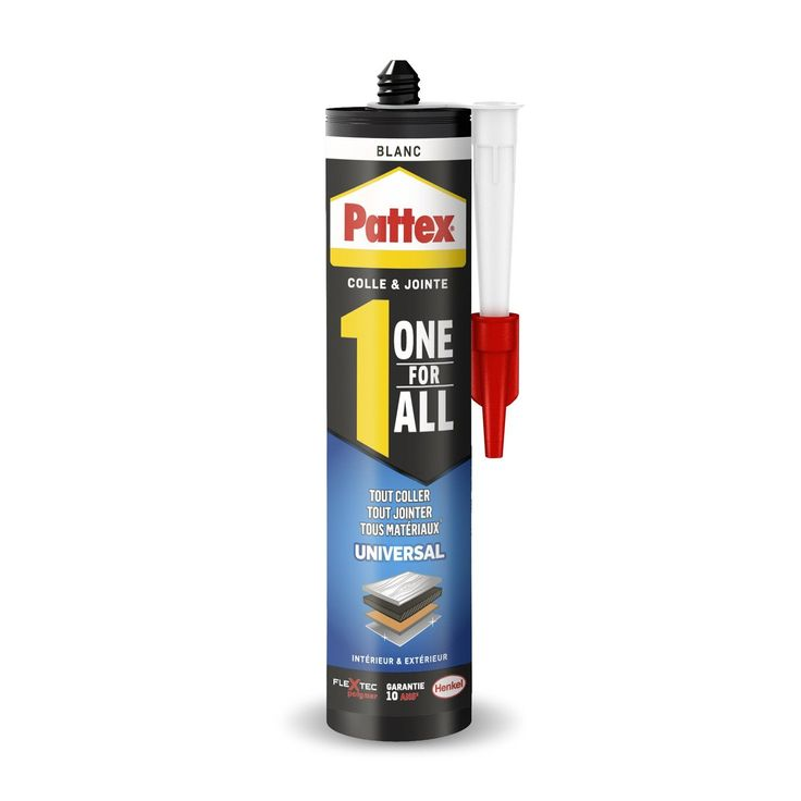 Colle Mastic Ni Clou Ni Vis Tous Materiaux Interieur Exterieur Pattex 450 G Materiaux Collant Et Vis