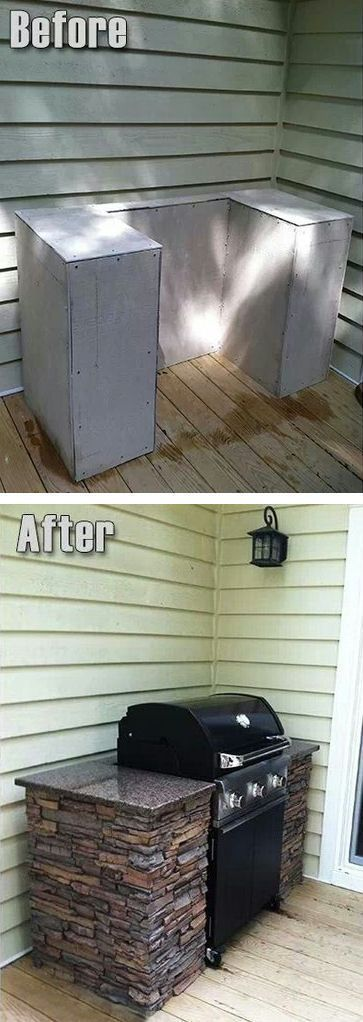 11 Great Outdoor DIY Project