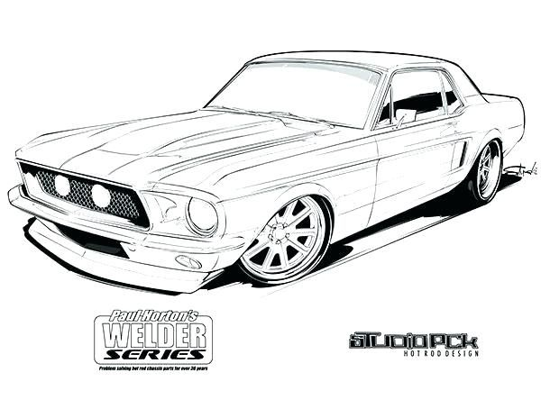 Mustang Coloring Pages Mustang Coloring Page Mustang Coloring Page