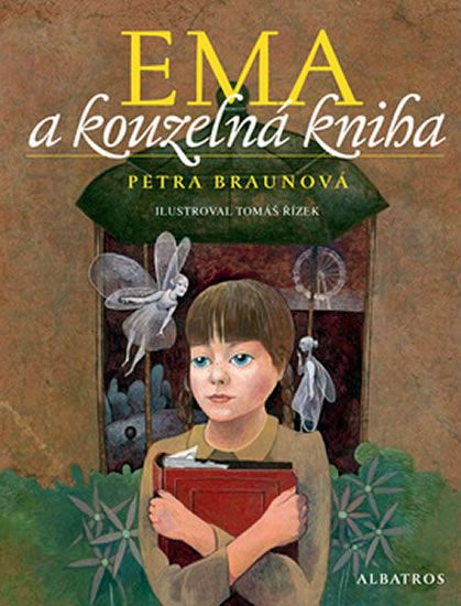 Kniha Ema a kouzelná kniha   bux.cz
