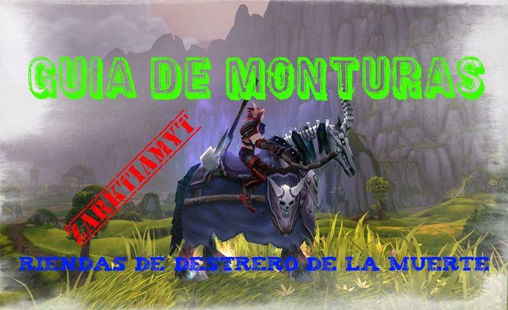 world of warcraft   Guía monturas   Stratholme   Riendas de destrero de ...