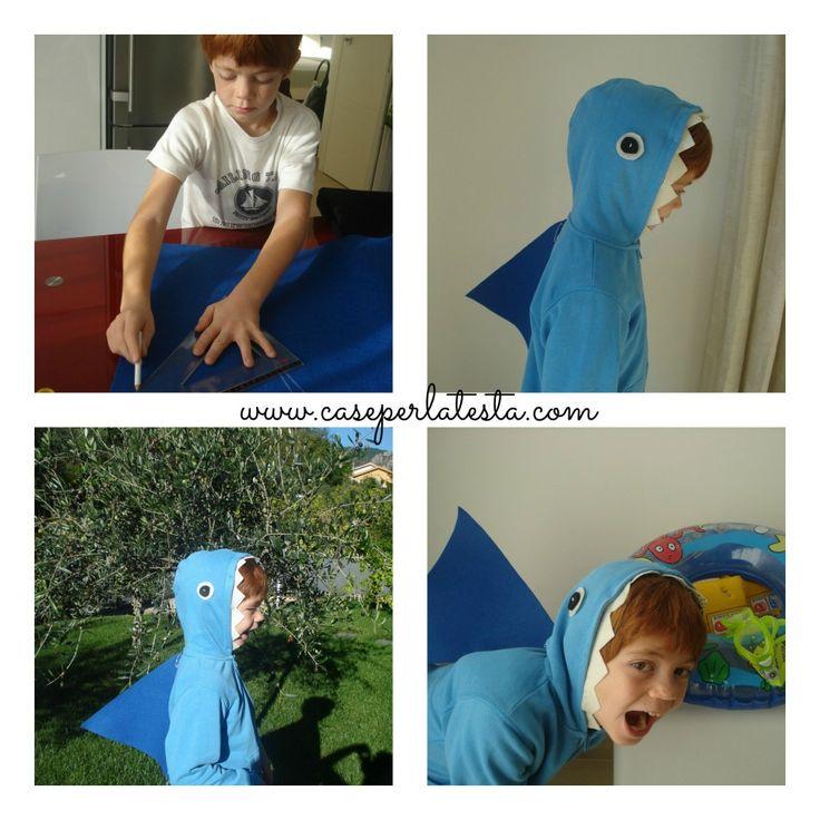Célèbre Oltre 25 fantastiche idee su Costumi da squalo su Pinterest  ID47