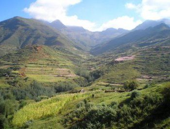 Shumba Valley Camping, Drakensberg