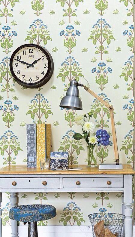 Happy days                                   Country Homes & Interiors magazine