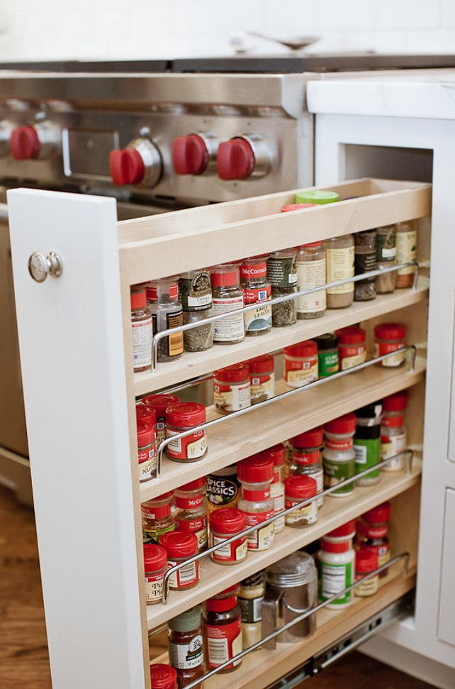 Best 25 Kitchen spice storage ideas on Pinterest