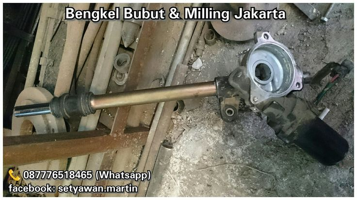 Bengkel Bubut (Lathe) Dan Milling Jakarta, Polishing/Making Bushing For Power Steering,  087776518465 (Whatsapp)