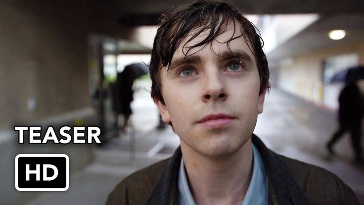 The Good Doctor (ABC) Teaser Promo HD - Freddie Highmore medical ...