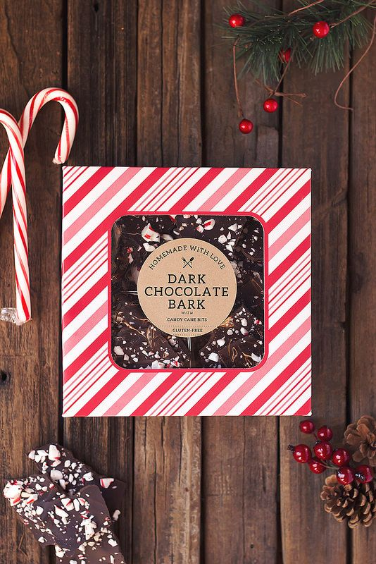 Homemade holiday gifts are one of my very favorite things. I love thoughtful, personalized gifts that are truly made with love! Homemade chocolate bark is probably one of my most favorite edible ho...