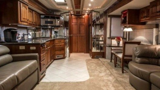 100 Amazing Rustic RV Interior Remodeling Design Hacks Ideas