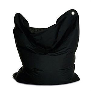 CASANOVA Møbler — New Sitting Bull - Sækkestol - Sort