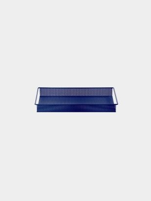 Metal Tray - Blue - Small