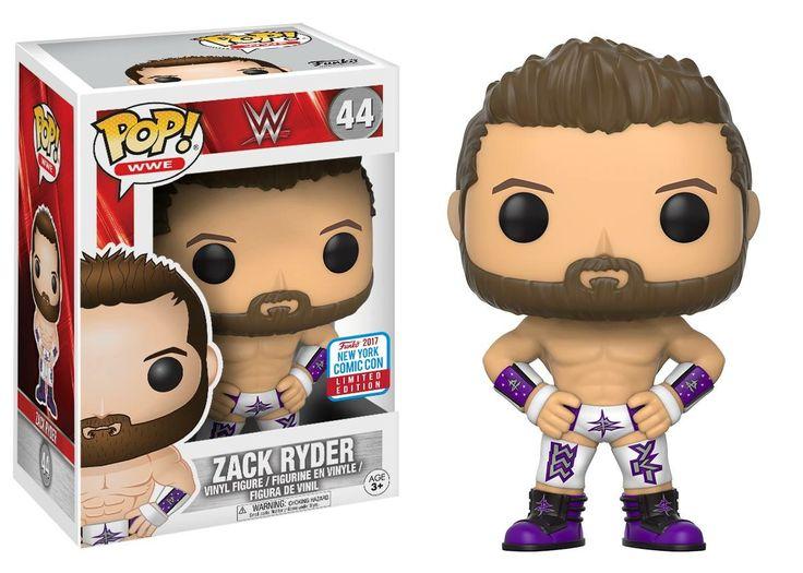 Funko Pop! Zack Ryder
