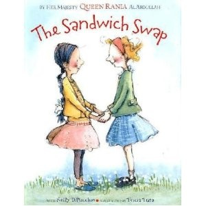 The Sandwich Swap--conflict resolution, anger management, diversity,friendship or active listening skills