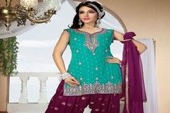 Latest Salwar Kameez Designs 2015 For Eid