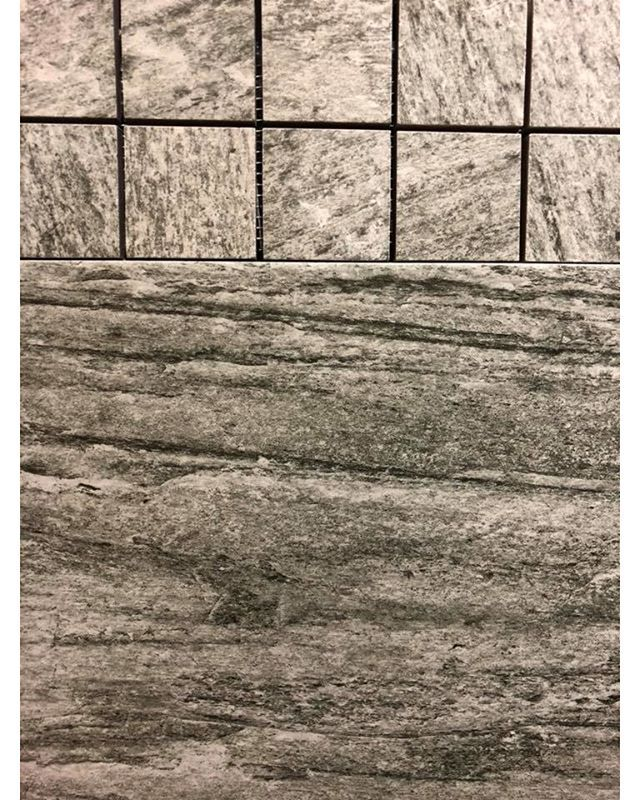 The beautiful Sandstone Argento by Casa Roma.