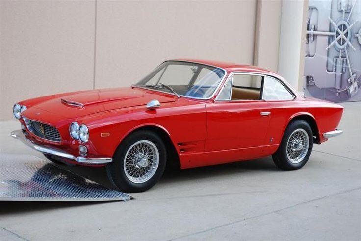 Maserati Sebring Series I