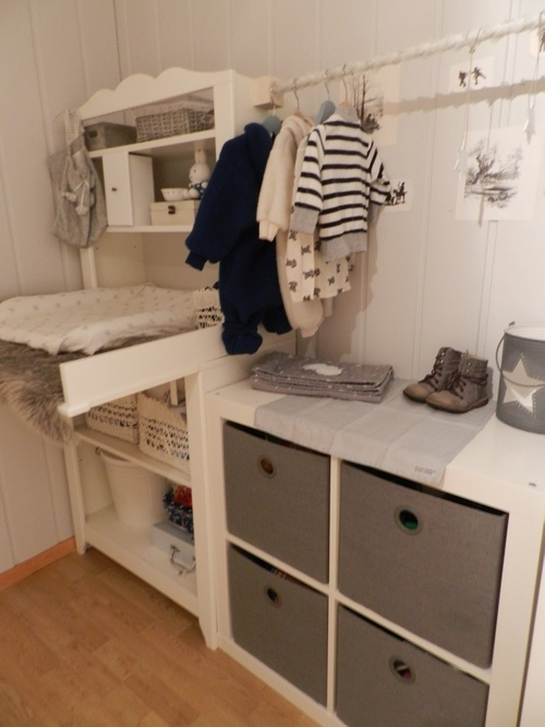14 best images about Barnerom on Pinterest Book racks, Baby rooms ...
