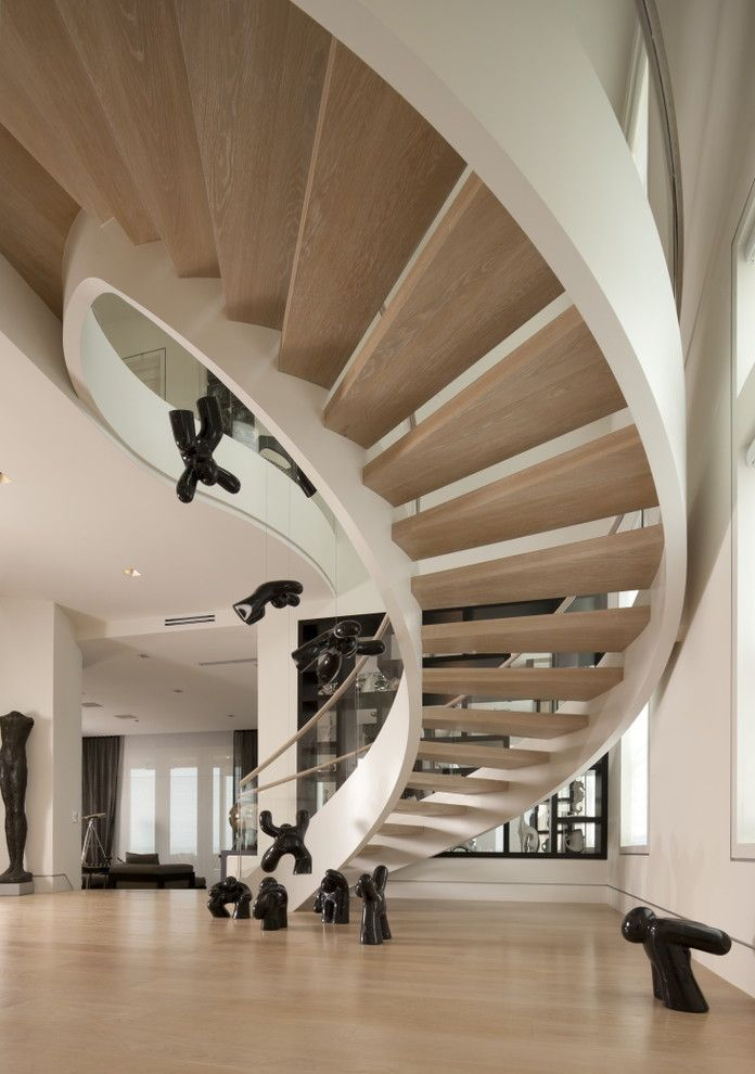 Staircase Freestanding Staircase Design, Pictures, Remodel, Decor And Ideas    Page 11