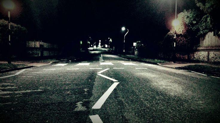 12/6/2015 - Eldon Road just after midnight