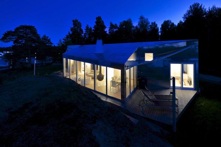 The Aluminum Cabin,© Nils Petter Dale