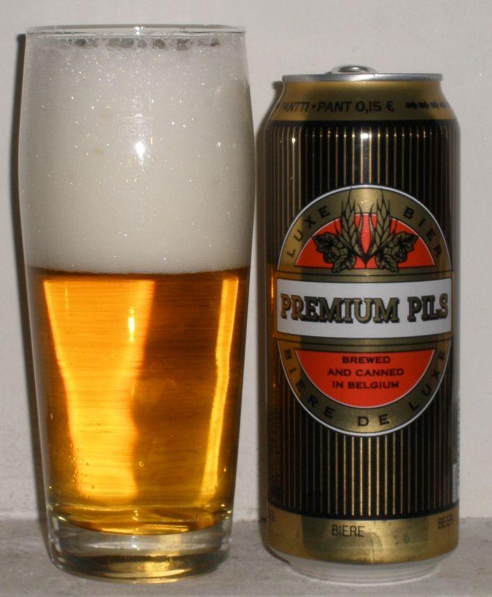 Brouwerij Martens - Martens Premium Pils (Pale lager) 4,7% tölkki