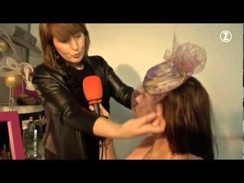 Tocados Nila Taranco | Sí quiero Tv Todo para tu boda