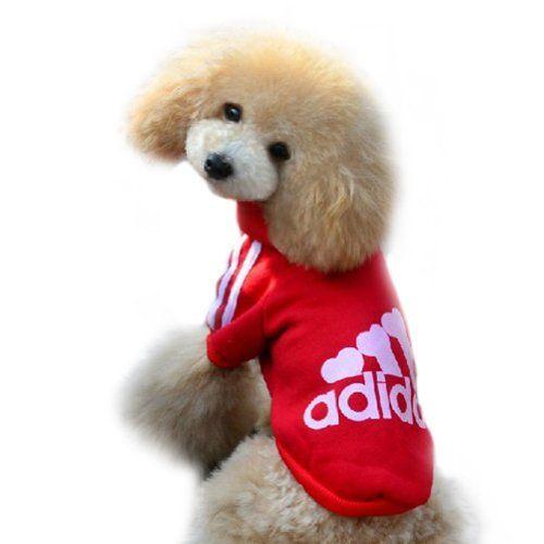 Aus der Kategorie Kleider  gibt es, zum Preis von EUR 6,21  100% völlig neu. Gewicht: fast 90g <br>Bitte beachten Sie, dass der Pullover für folgende Rassen  aufgrund der Passform nicht geeignet ist: Mops, Englische Bulldogge, Französische Bulldogge und Hunderassen mit einer breiten Brust.  <br> Lieferumfang: 1*Haustier Bekleidung
