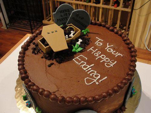 divorce funny images | Divorce Cakes | bigFATcook
