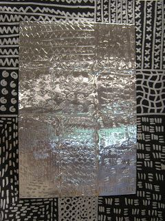 3rd graders discovered the difference between actual texture and implied texture. Actual texture means that the object has real texture tha...