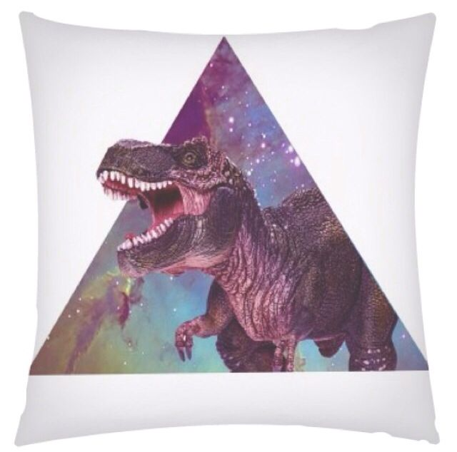 A great, fun print for any boys bedroom! 'Tyrex' by Ria Siobhan! Available on other products too. www.artrookie.co.uk