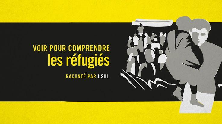 Voir pour comprendre #2 : Les réfugiés (ft Usul) - Qui sont les réfugié-e-s ? Pourquoi quittent-ils/elles leur pays? Quels sont leurs droits? Comment vivent les réfugié-e-s ? Pour faire le tour de la question, Amnesty International vous propose des éléments pour comprendre et agir pour le respect du seul droit qui reste quand tous les autres sont bafoués : le droit d'asile.
