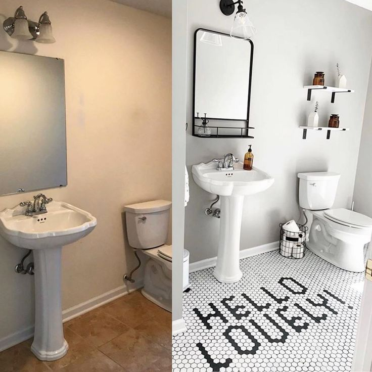 Metro Hex Tile Stencil In 2020 Tile Stencil Painting Bathroom Tiles Bathroom Wall Tile