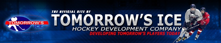 Tomorrow's Ice Hockey Instruction