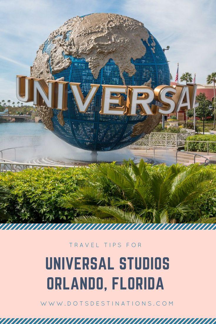 2018 Travel Tips for Universal in Orlando, Fl