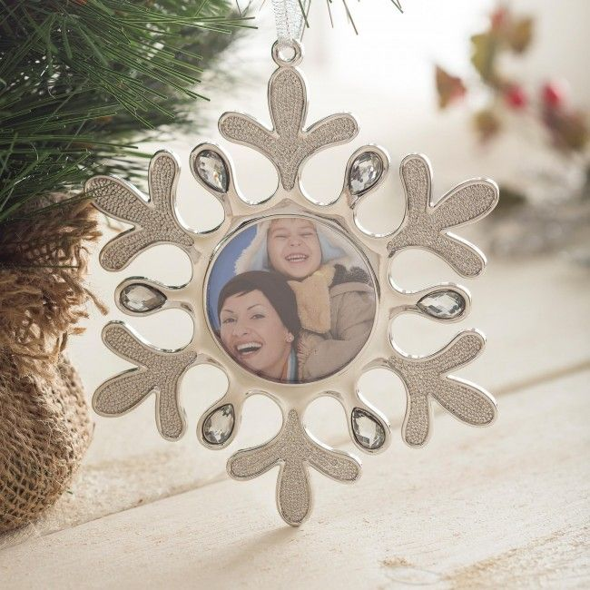 Capture beautiful holiday memories and frame them in this adorable ornament to bring you joy for years to come!    Whether you're looking for stocking stuffers, Secret Santa presents, festive Christmas decor or even gift cards, we have a huge selection of unique holiday stuff to make your days and nights merry and bright.