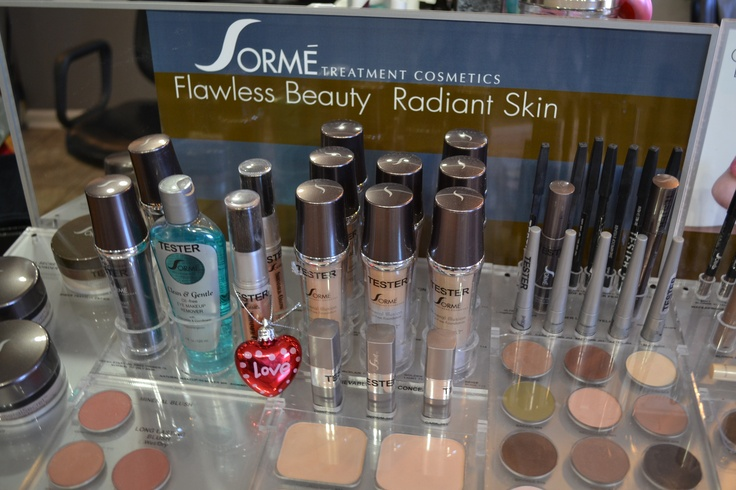 We LOVE Sorme Cosmetics! #salonnoelle #harrisburgcolorexperts