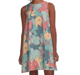 Buegelperlen maxi dresses
