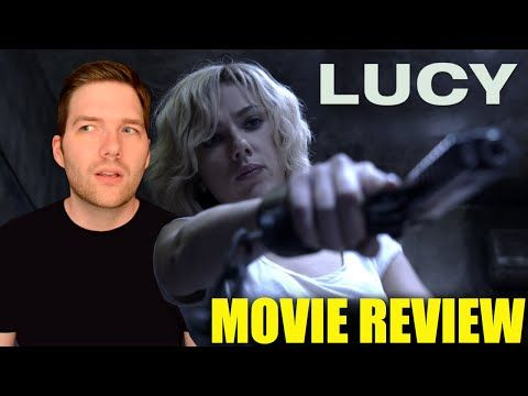 ▶ Lucy - Movie Review - YouTube