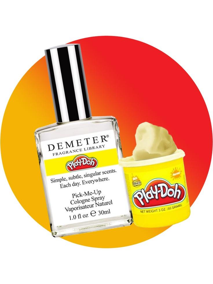 Le parfum Play Doh