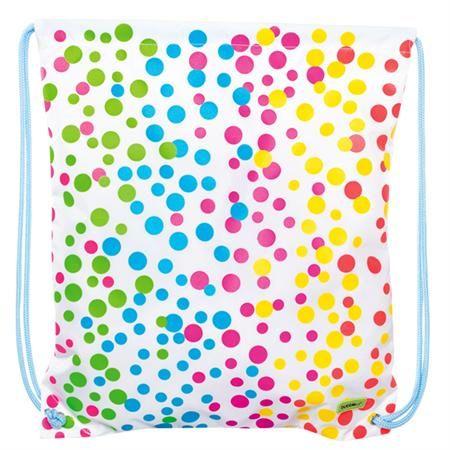 Kids Bags : Bobble Art Confetti Library Bag / Swim Bag NEW