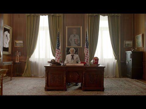 Colonel Sanders : LA LEGENDE, L'HOMME, LE POULET - YouTube