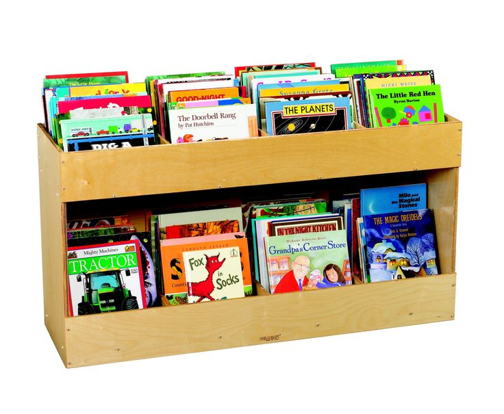 Good Childcraft Mobile Book Center, 47 3/4 W X 14 1/