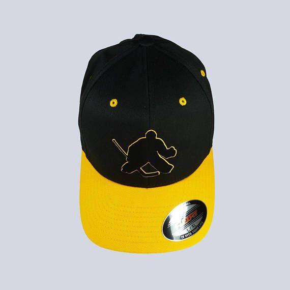 Casquette Sport Hockey Gardien Silhouette Hat