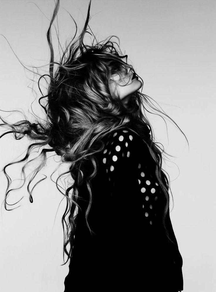 Magdalena Frackowiak for Vogue Germany