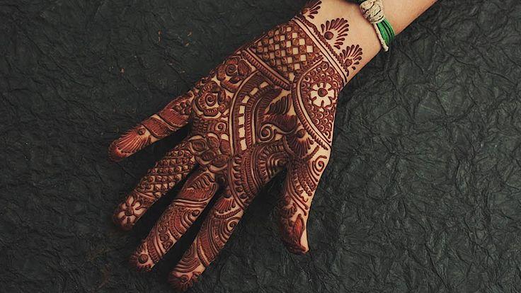 #mehndi #mehandi #mehndidesign #bridalmehndi #howtoapplymehndi #mehndistepbystep #fullhandmehndi -Indian Bridal Mehndi Design For Full Hands Step By Step |Simple Mehndi Design You Can Do By Yourself