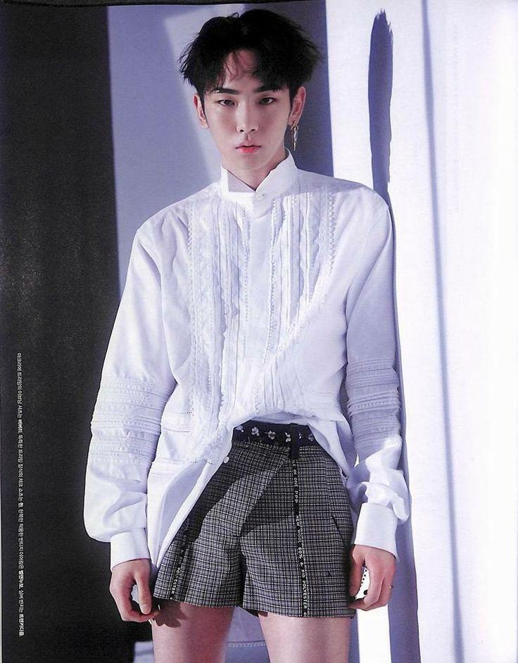 #Key #SHINee #Kibum #NylonMagazine