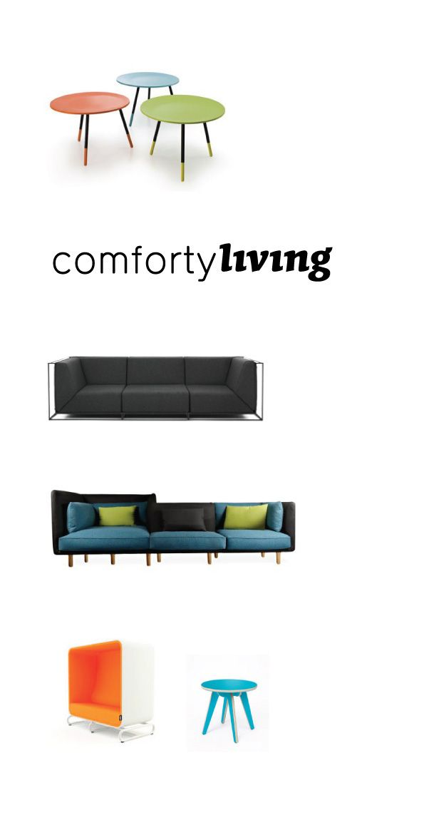 Logotype for Furniture Company Comforty Living