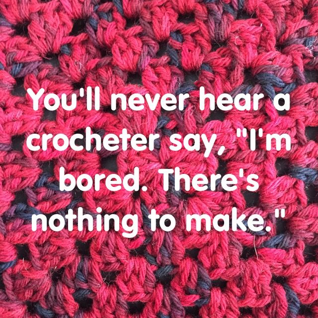 Knitting And Crochet Quotes : Best images about crochet quotes on pinterest crafts